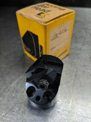 Kennametal Top Notch Boring Head 1.25 Body Diameter 1025l Loc3059a