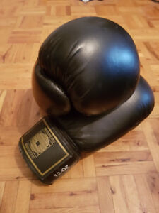Boxing Gloves 12oz Barely used
