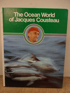 """The Ocean World of Jacques Cousteau"" Books at The Old Attic"