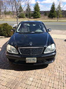 2006 Mercedes-Benz  ,S class ,Navigation , AMGGrey leather Other