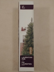 Artificial Christmas Tree - Brand New In Box