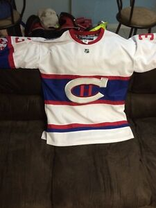 LARGE REEBOK CAREY PRICE WINTER CLASSIC JERSEY