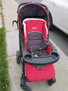 Baby stroller in perfect condition nego