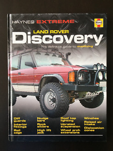 Haynes Land Rover Discovery