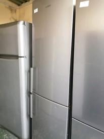 Samsung tall fridge freezer with warranty at Recyk Appliances