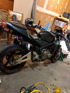 2004 CBR600RR this week only