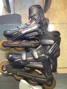 Womens Rollerblade brand roller blades size 9