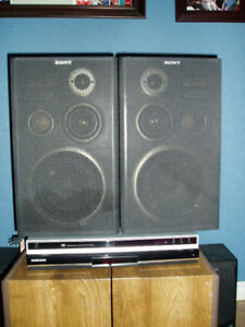 sony ss-d115 speakers