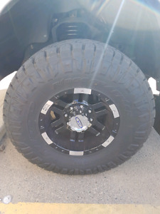 New rims and 35s