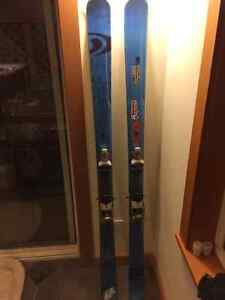 Pocket Rocket Skis