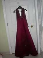 PROM/BRIDESMAID DRESS EXCELLENT CONDITION!!  PRICE FIRM!