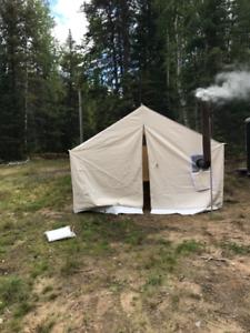 12 x 14 prospector tent