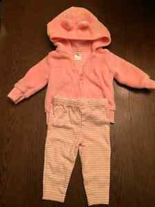 0-3 month and 3 month girls clothes London Ontario image 3