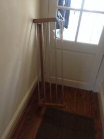 Door rack with storage shelf