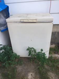 apartment size freezer
