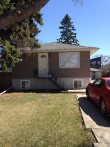 2 Bedroom Basement Suite in Regina - power, heat & water include