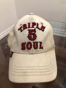 Triple five soul hat - one size - small - cotton