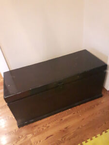 Pottery Barn Coffee Table with Storage