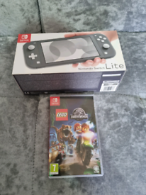 Nintendo switch lite 1 game