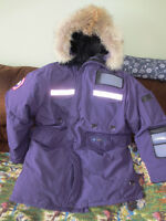 Winter jacket ( snow goose ) up to - 40 C