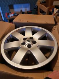 4× Range Rover vogue alloys