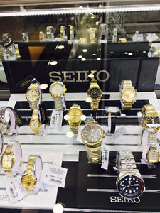 SEIKO watches on sale!!!!