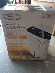 Selling A Whirlpool Dehumidifier