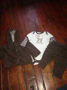 0-3 mth girls clothes summer jumpers London Ontario image 7