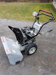 """Craftsman 8.5 hp 27"""" Snowblower"""