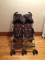 Maclaren Double/Twin Stroller