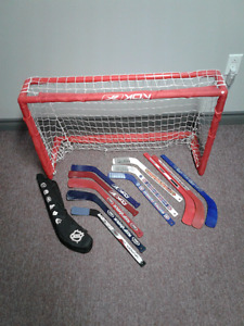 Mini but hockey