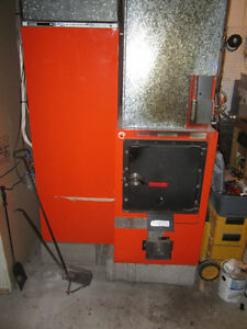 Hunter WOOD / Electric Furnance