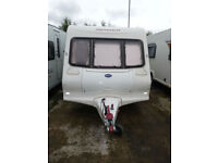 2004 Bailey Senator Arizona 4 Berth Caravan