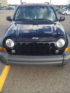 Jeep liberty sport 2005 4x4 3.7L