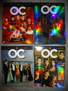 THE O.C. COMPLETE SERIES