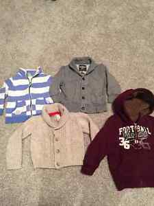 Assorted baby boy fall/winter clothing. Size 18-24 months Edmonton Edmonton Area image 2
