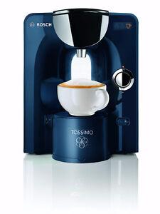 Tassimo Coffee Maker Dark Blue