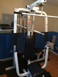 Weider exercices