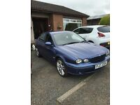 Jaguar X type v6 1 years mot