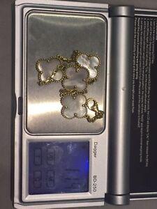 Bracelet en Nacre de perle et or 18k