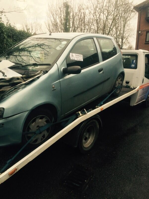 Scrap cars mot failures non runners spares and repaires any cars ...