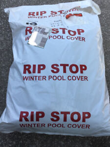 New Winter Pool Cover