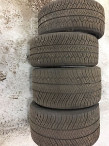 Michelin Alpin PA4 (N0 Porsche) 2x 295/30R20 - 2x 245/35R20