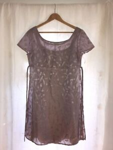 Size 9 Rouie slip dress With removable cover