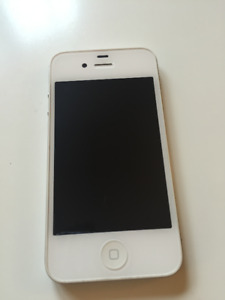 White iPhone 4S (8GB)