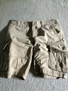 Old Navy Dark Khaki Shorts