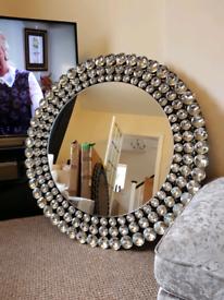 Large Mirror NEW BOXED RRP £299 Julien Macdonald Mirror Huge Wall