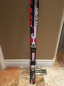 Child Skis with bindings - great starter skis Length 120