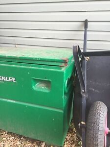 Greenlee Job Box Moose Jaw Regina Area image 2