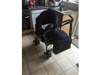 Silver cross travel system, car seat and base